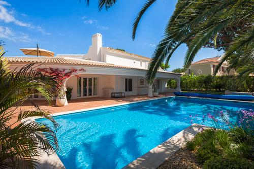 Villa Roundhill, 4 Bedroom Rate - Image 1 - Algarve - rentals