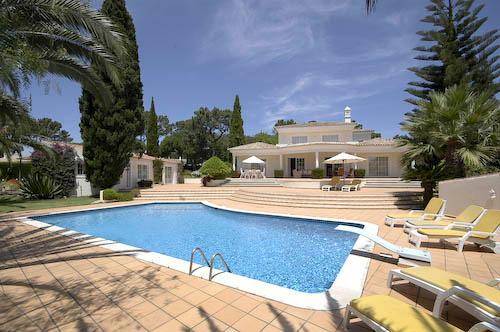 Villa Chantel - Image 1 - Algarve - rentals