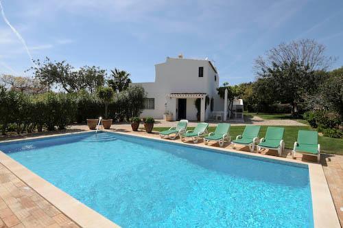 Villa Branca - Image 1 - Algarve - rentals