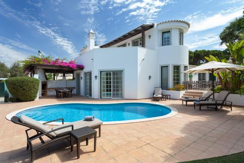 The Villa at Dunas - Image 1 - Algarve - rentals
