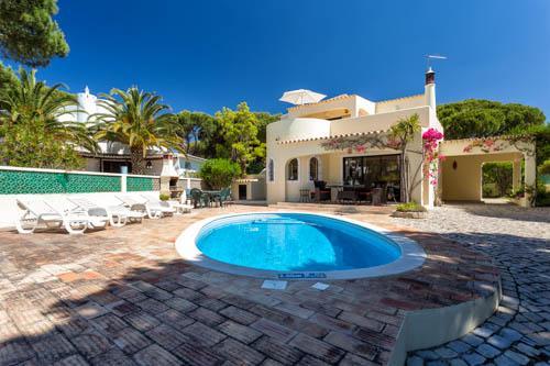 Villa Jeca - Image 1 - Algarve - rentals