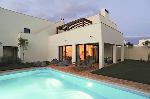 Martinhal Village Pinewood House with private pool, Grand Deluxe Two Bedrooms - Image 1 - Sagres - rentals