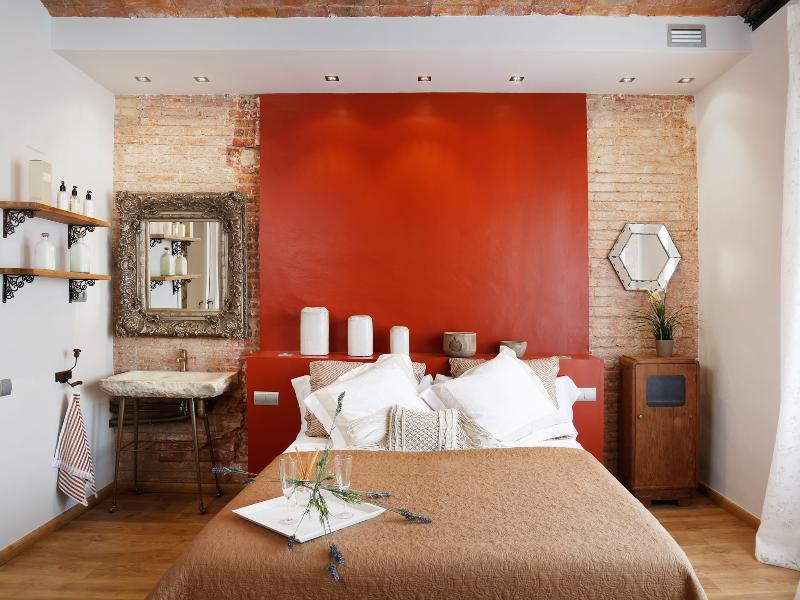 Bedroom - Rambla Catalunya Auvergne (HUTB-009887-70) - Barcelona - rentals