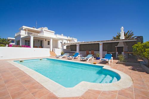 Villa Amalia - 1 - Image 1 - Playa Blanca - rentals