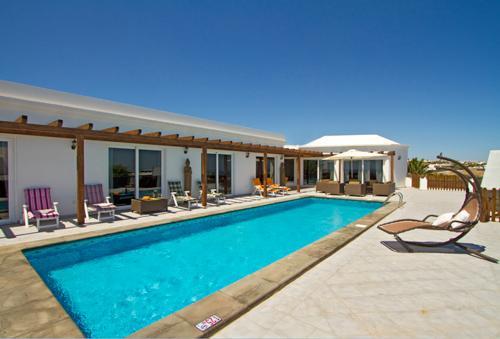 Villa Princesa - 1 - Image 1 - Puerto Calero - rentals