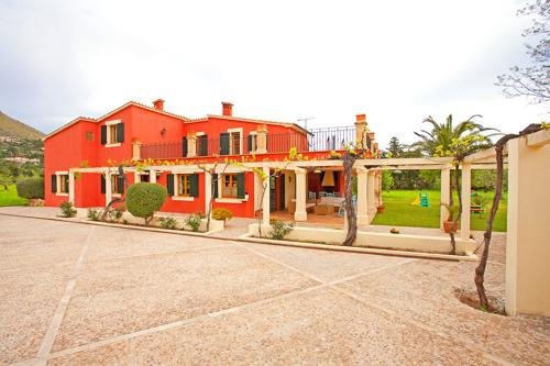 El Vila de Can Salat - Image 1 - Puerto Pollensa - rentals