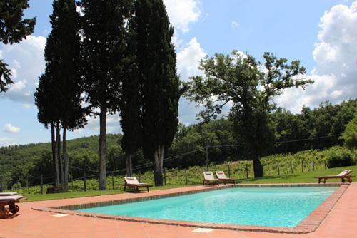 Villa Santa Teresa - Image 1 - Chianti - rentals
