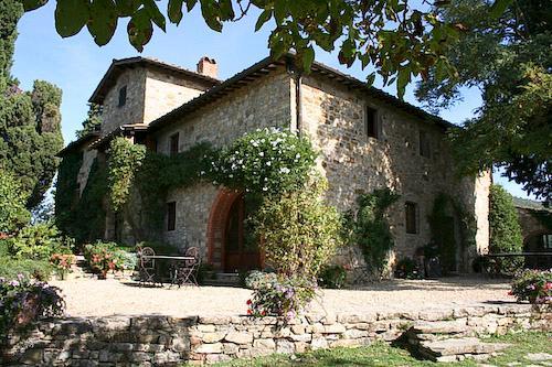 Villa Giacinto, Six Bedroom Rate - Image 1 - Chianti - rentals