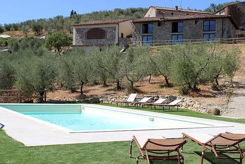 Villa Fiorella - Image 1 - Chianti - rentals