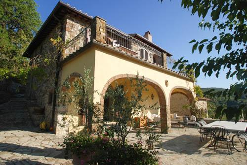 Casa Montefioralle - Image 1 - Chianti - rentals