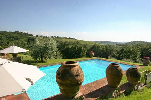Villa Olena - Image 1 - Chianti - rentals