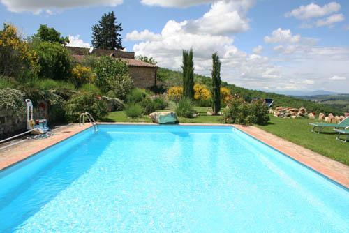 Villa Alessa - Image 1 - Chianti - rentals