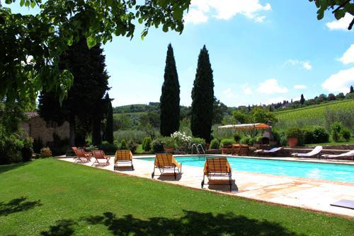 Villa Campana - Image 1 - Chianti - rentals