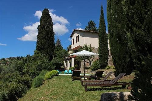 Villa Lamole, 2 Person Rate - Image 1 - Chianti - rentals