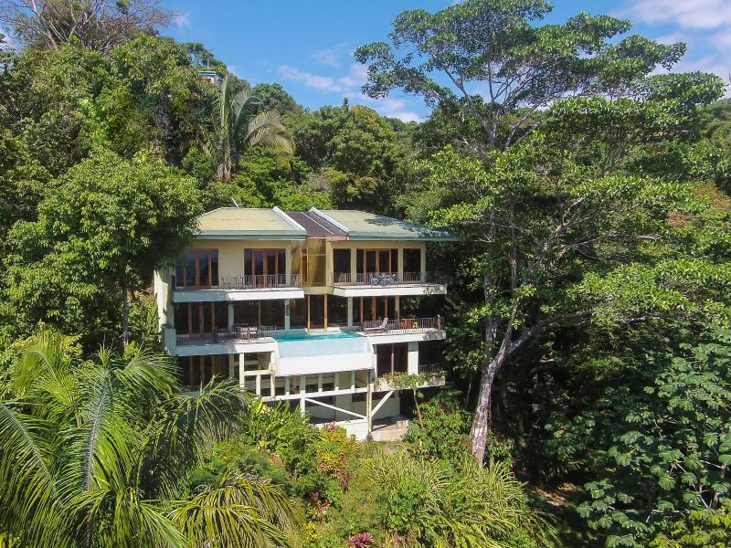 Private Luxury 3 Acre Estate- Ocean View- Monkeys! - Image 1 - Manuel Antonio National Park - rentals
