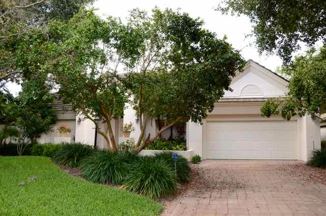 Front View - House in Pelican Bay - Naples - rentals
