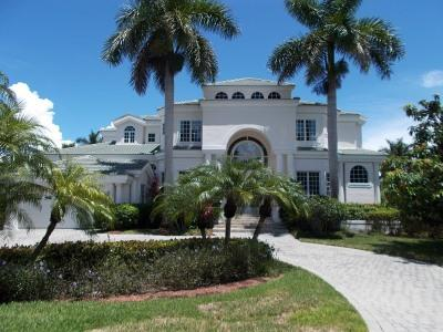 Front View - House in Port Royal Estates - Naples - rentals