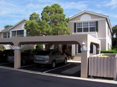 Front View - Laurel Oaks in Pelican Bay - Naples - rentals