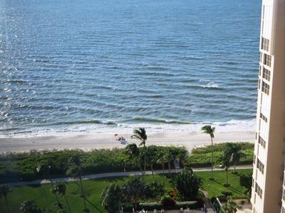 View West - Savoy on Park Shore Beach - Naples - rentals