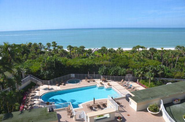 View/Pool - Contessa at Bay Colony - Naples - rentals