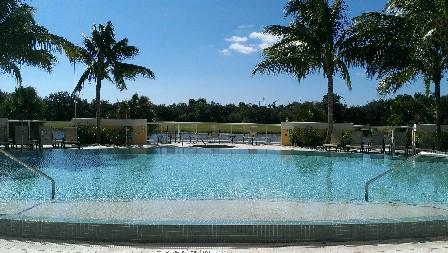 Pool - Jasmine Bay South - Estero - rentals