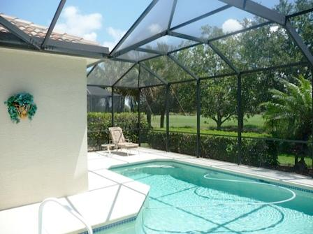 Pool View 1 - Foxtail Creek in The Brooks - Bonita Springs - rentals