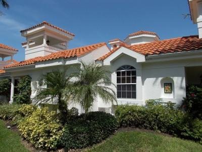Front View - Villas Del Mar in Olde Naples - Naples - rentals