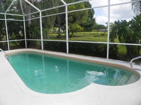 Pool - Villa in Highland Woods - Bonita Springs - rentals