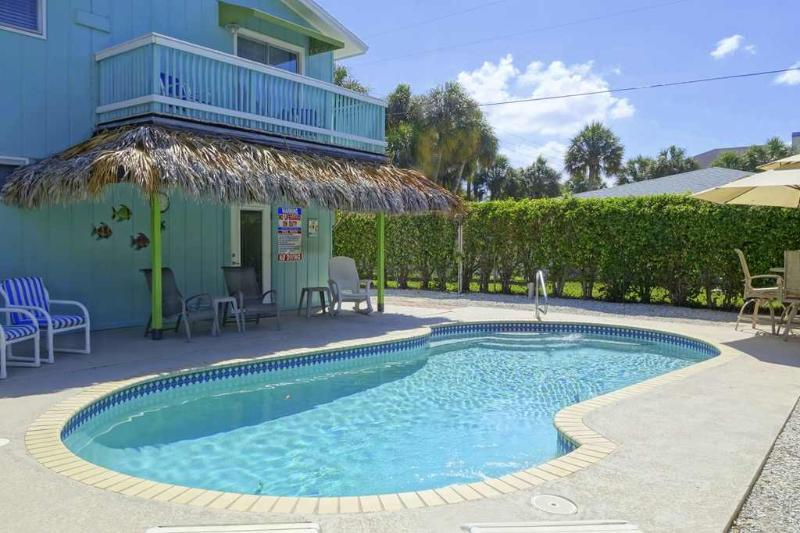 Pool 1 - CHAMPAGNE SHORES - Anna Maria - rentals