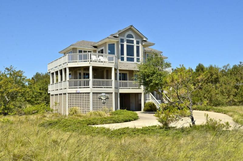 Exterior - Sea Breeze - Corolla - rentals
