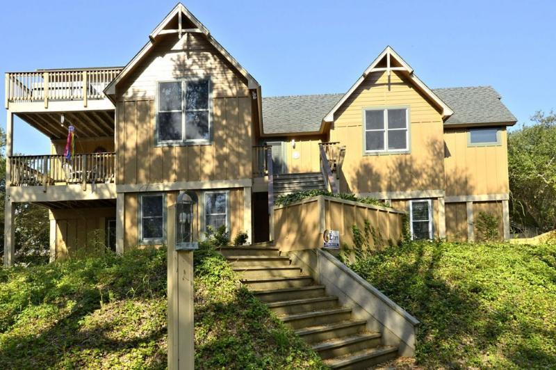 Front Elevation - Flip Flop Inn - Southern Shores - rentals