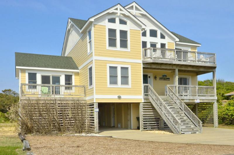 Front Elevation - Gramps Dream - Southern Shores - rentals
