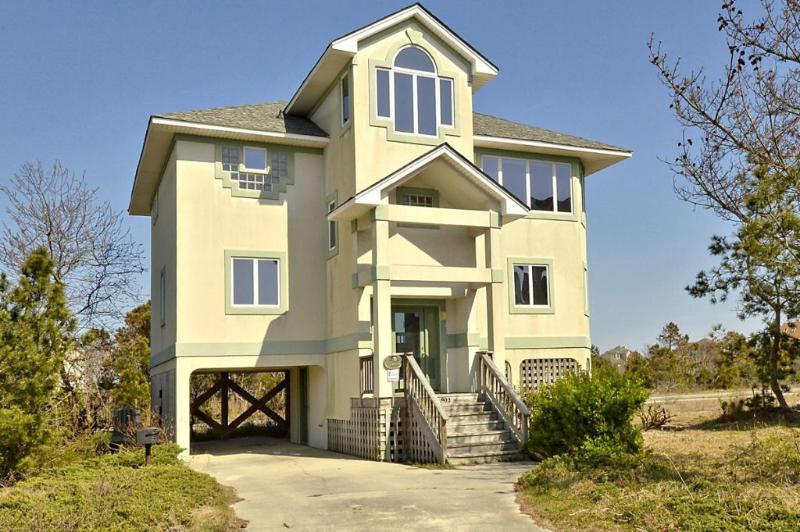 Front elevation - Sea Emerald - Corolla - rentals