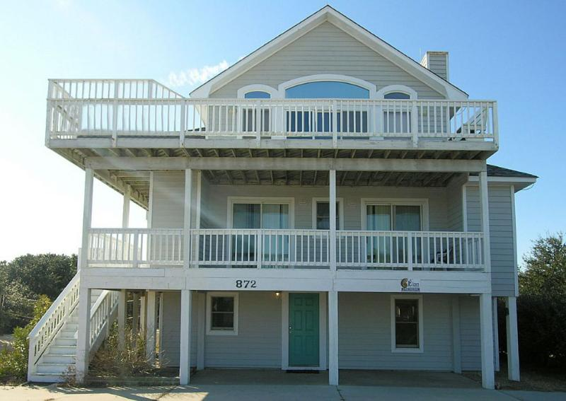 Front View - Sandy Pause - Corolla - rentals