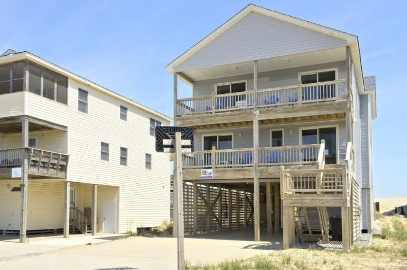 Front Elevation - SPF 19 - Nags Head - rentals