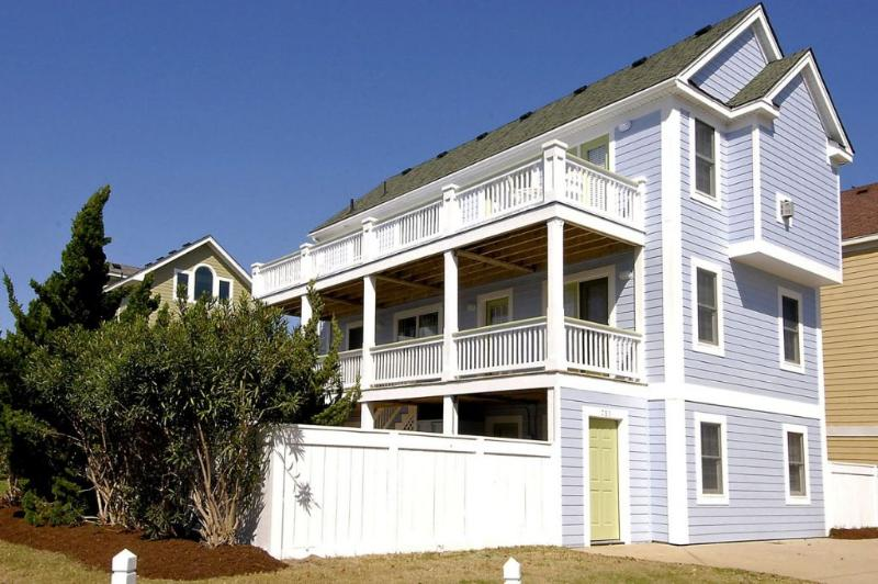 Front Elevation - Shades of Sand - Corolla - rentals