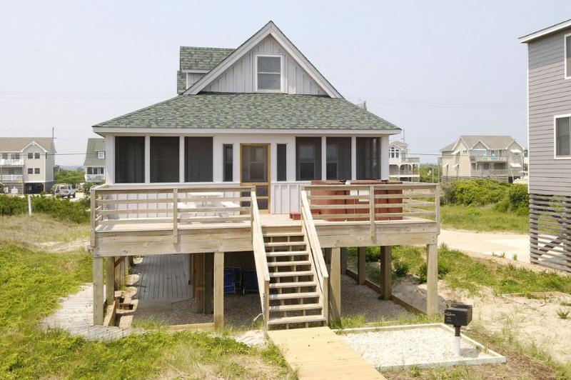 Front Elevation - Sea Senorita - Nags Head - rentals