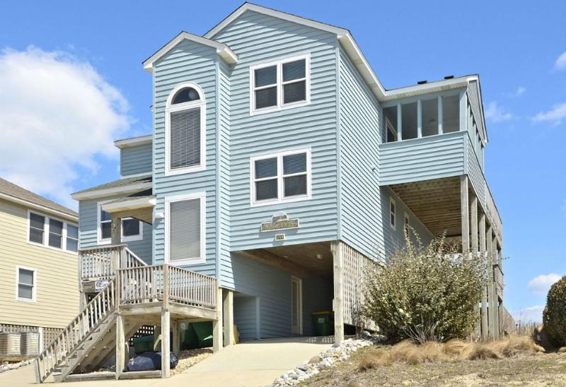 Front elevation - Ocean to Ocean - Corolla - rentals