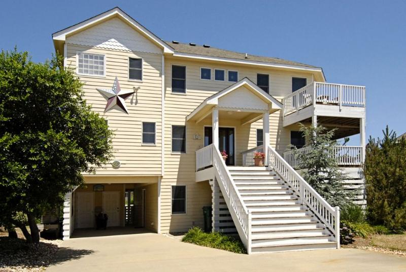 Front Elevation - Island Star - Corolla - rentals