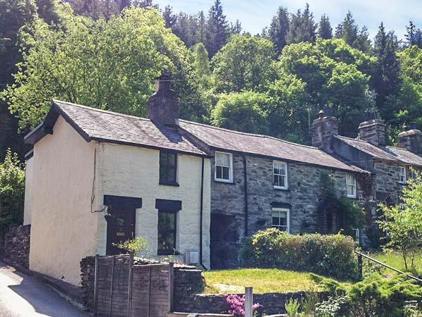SQUIRREL COTTAGE, character, en-suite, woodburner, pet-friendly, WiFi, in - Image 1 - Betws-y-Coed - rentals