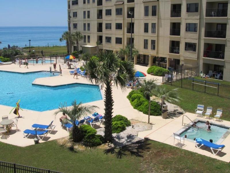 Ocean| Pool| Hot Tub Views - Summer Winds Unit 316-SUN 2BR - Emerald Isle - rentals