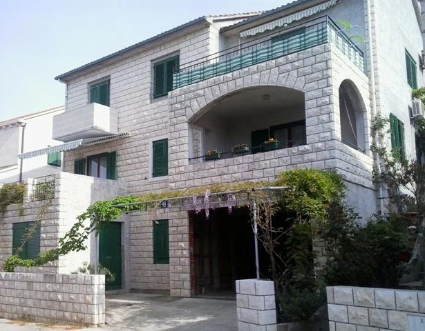 house - 5169  A2(4+1) - Postira - Postira - rentals