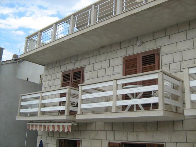 house - 2190 A4(2+1) - Povlja - Povlja - rentals