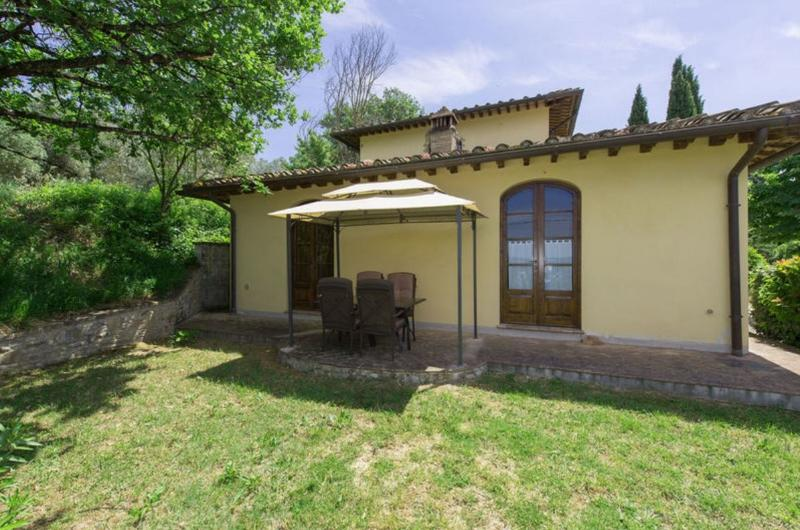 Castle Rental in Tuscany, Montespertoli (Chianti Area) - Il Castello - Image 1 - Montespertoli - rentals