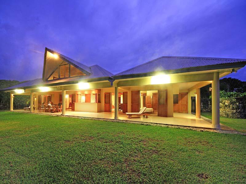 View from Beachside - Vanua Sanbij - Port Vila - rentals