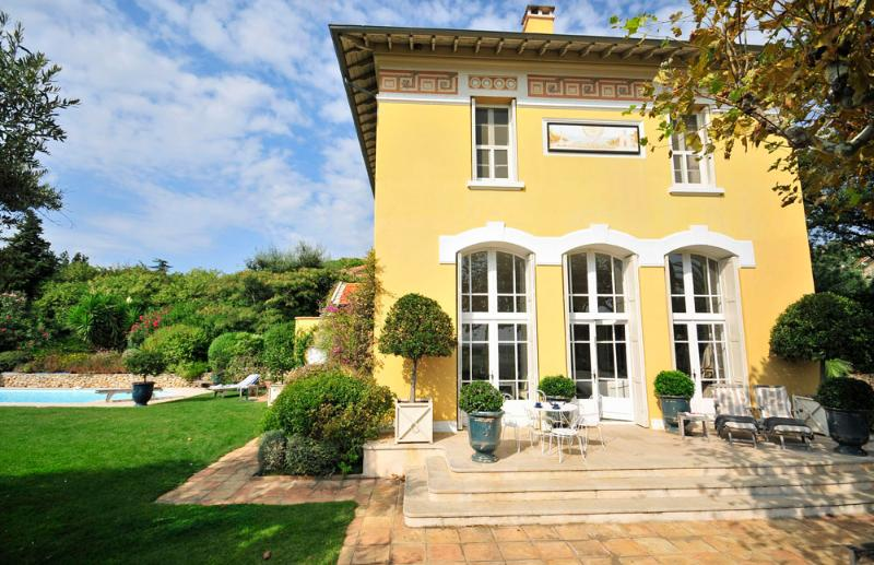 Villa Poisson - Image 1 - La Croix-Valmer - rentals