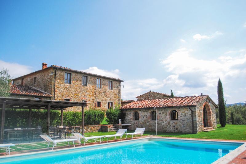 Villa Ambra - Image 1 - San Leolino - rentals