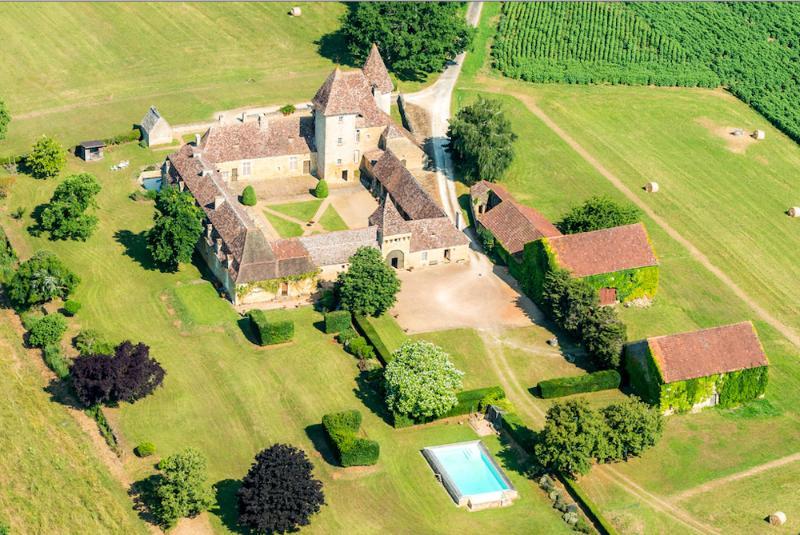 Chateau De Theleme - Image 1 - Le Buisson-de-Cadoin - rentals
