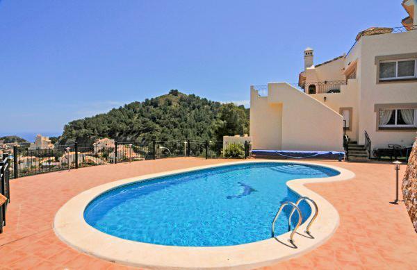 Villa Olazabal - Image 1 - Portman - rentals