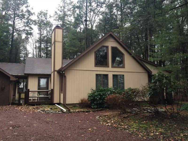 Exterior - Vacation Rental in Albrightsville -19 - Albrightsville - rentals